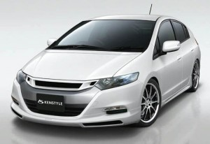 Парный тюнинг Honda Insight и Toyota Prius