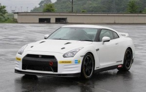Релиз Nissan GT-R Track Club Edition