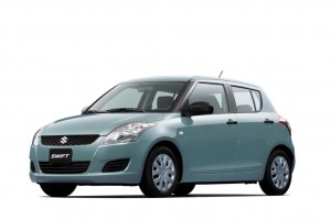 Представлена Suzuki Swift GA Automatic