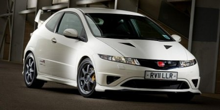 Представлена Honda Civic Type R Mugen 2.2